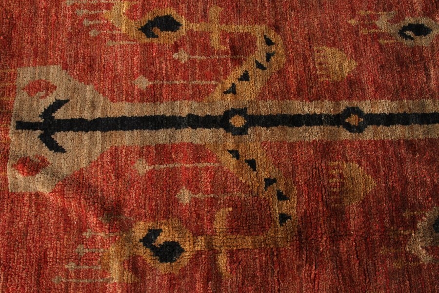 VILLAGE TRIBAL RUG - 3