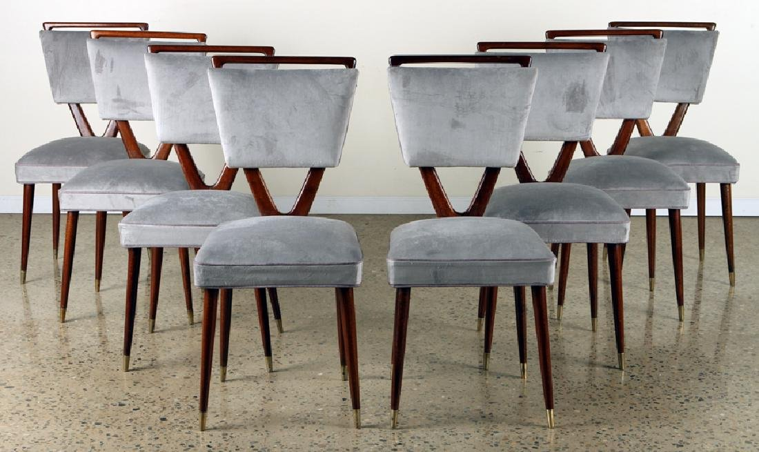 Vintage italian barcelona style dining Crate ampamp Set Mid Century Modern Geometric Dining Chairs Vintage Chairs For Sale Antique Chairs