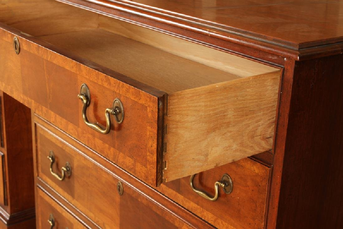 MAHOGANY CHEST ON CHEST & BACHELORS CHEST BAKER - 5