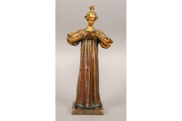 2: 2: Alexandre Clerget antique French bronze