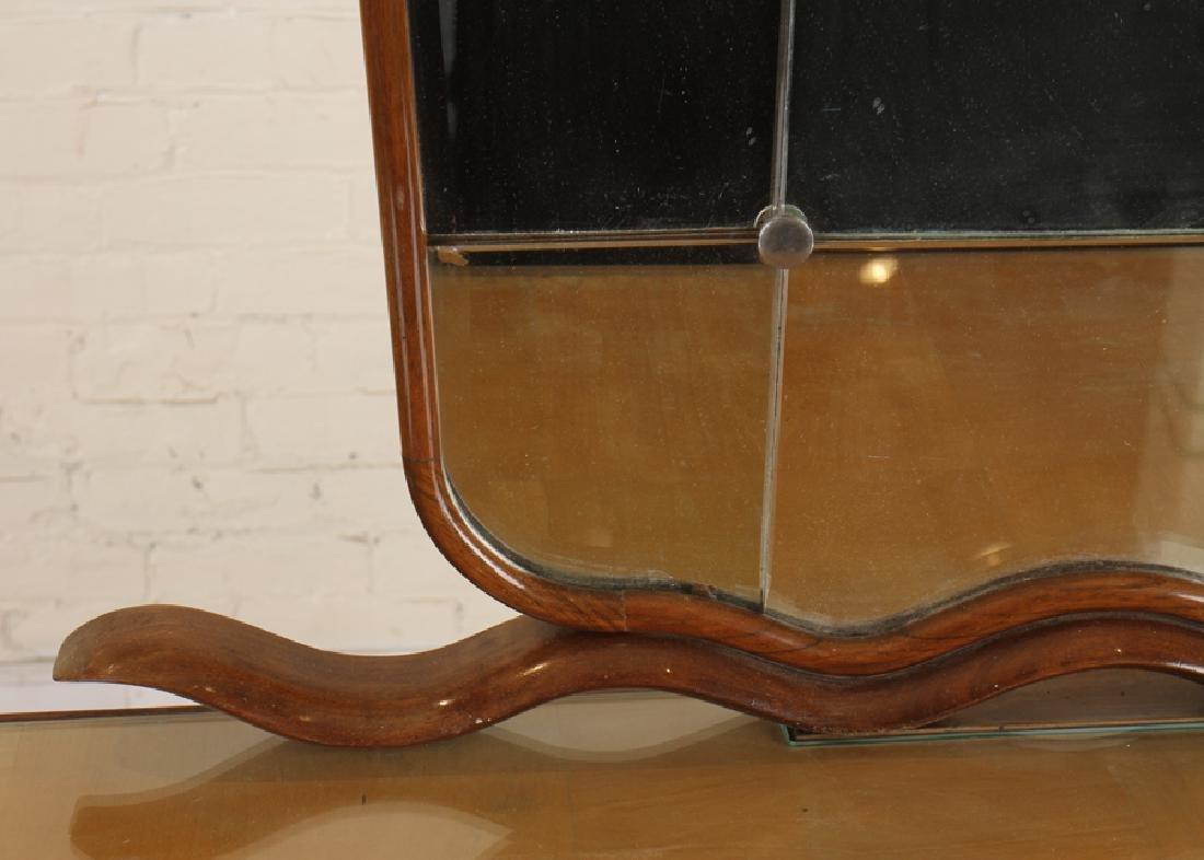 MID CENTURY MODERN ITALIAN 3 DRAWER CONSOLE TABLE - 2