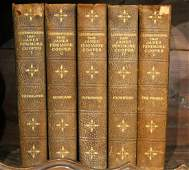 JAMES FENIMORE COOPER THE LEATHER STOCKING TALES