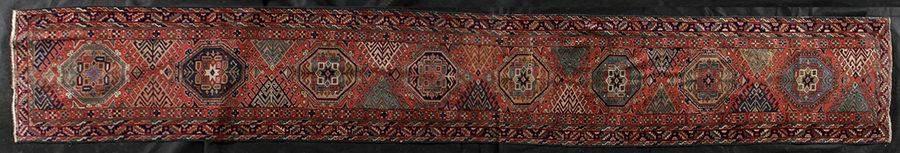 TURKISH SPARTA RUNNER CIRCA 1960