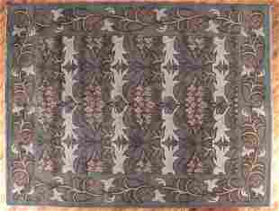 WILLIAM MORRIS ARTS AND CRAFTS STYLE RUG