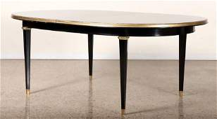 CLASSIC JANSEN BRONZE MOUNTED DINING TABLE C.1940