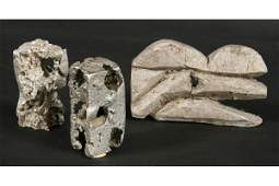 637: PHILA MODERN ART SAMUEL BROWN ABSTRACT SCULPTURES