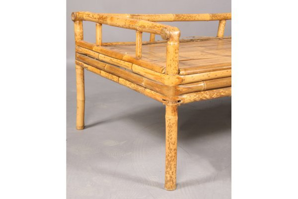 750: Bamboo daybed. - 3