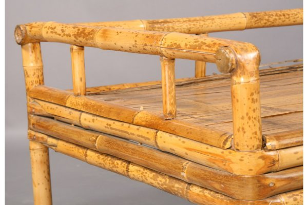 750: Bamboo daybed. - 4