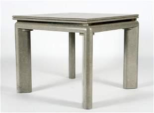 FLIP TOP DINING OR GAMES TABLE MANNER OF SPRINGER