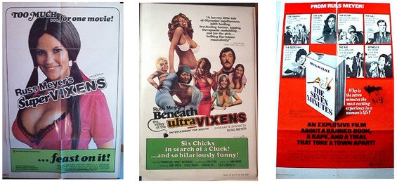 50081003: RUSS MEYER COLLECTION #1.