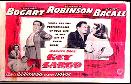 50081006: HUMPHREY BOGART COLLECTION FEATURING KEY LARG