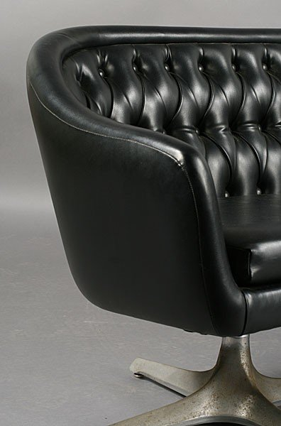 422: MID CENT MODERN CHROMCRAFT SOFA C.1950 - 3
