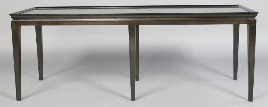 17: DIRECTOIRE STYLE LABELED NORDISKA COFFEE TABLE