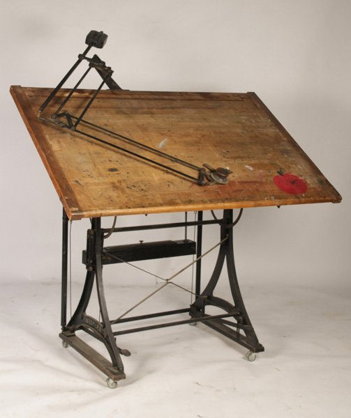 Nestler Drafting Table Albert Drawing Desks A Well Board And