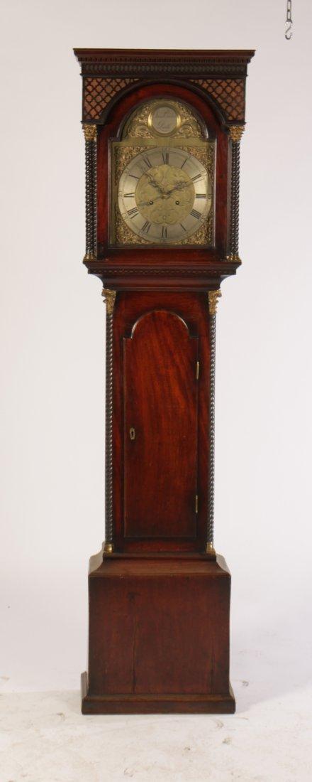 JAMES GORDON, PERTH TALL CASE CLOCK CIRCA 1880