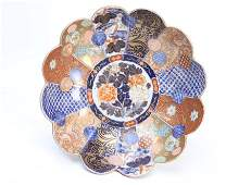 WELL EXECUTED FUKAGAWA IMARI PORCELAIN BOWL 1890