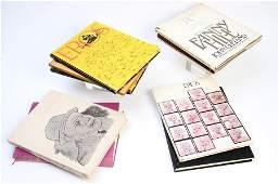LOT 10 ART REFERENCE BOOKS