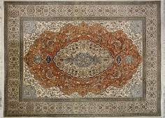 ROOM SIZE PERSIAN STYLE ORIENTAL RUG