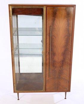 Italian Mid Century Bar Cabinet 1960