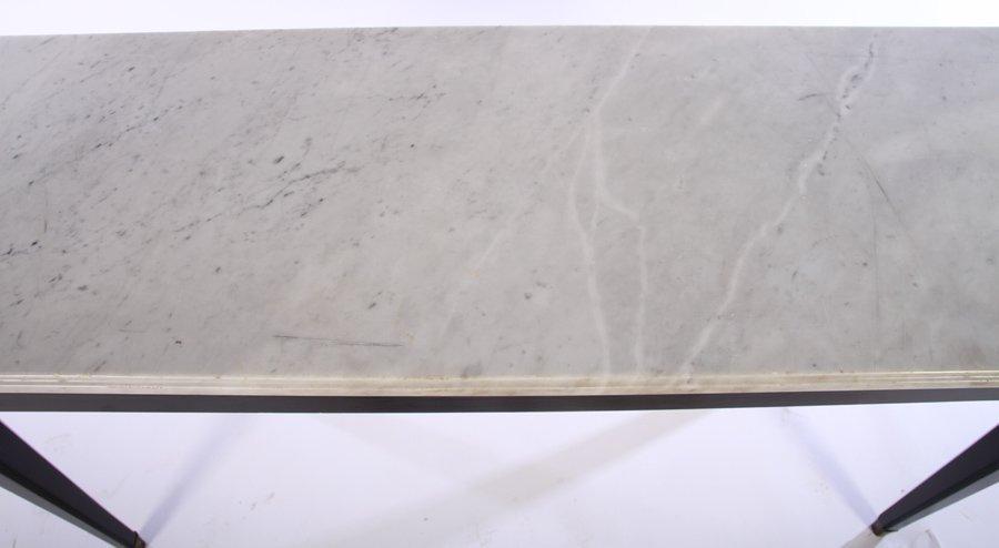 JANSEN EBONIZED BRONZE MOUNTED CONSOLE TABLE 1940 - 3