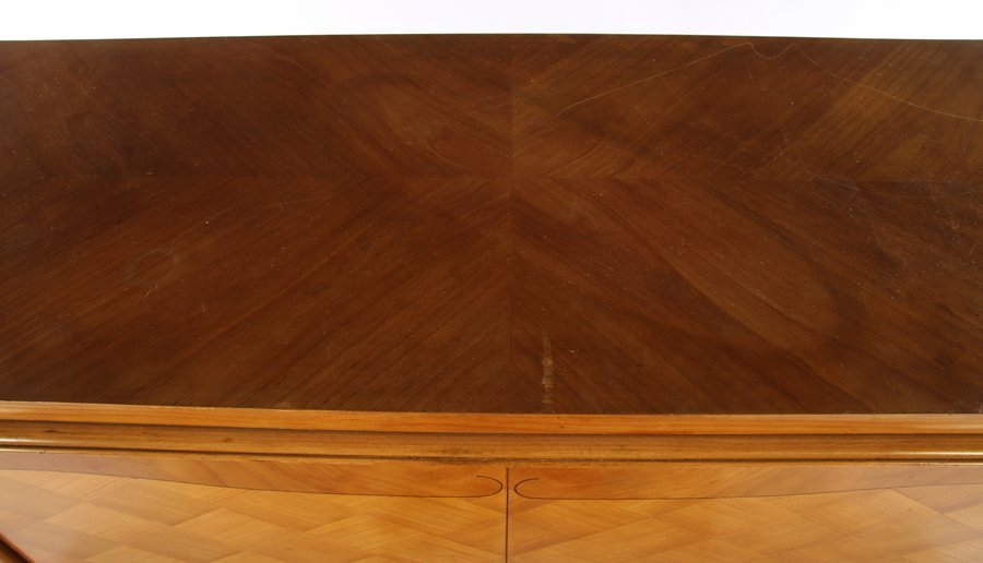 FRENCH MODERNIST SIDEBOARD 4 INLAID DOORS 1940 - 2