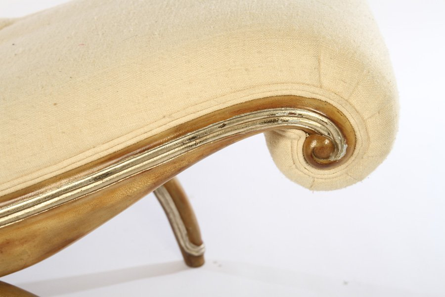 ART DECO BENCH MANNER OF ARMAND-ALBERT RATEAU - 5