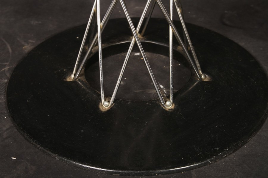 LABELED KNOLL NOGUCHI CYCLONE DINING TABLE - 4
