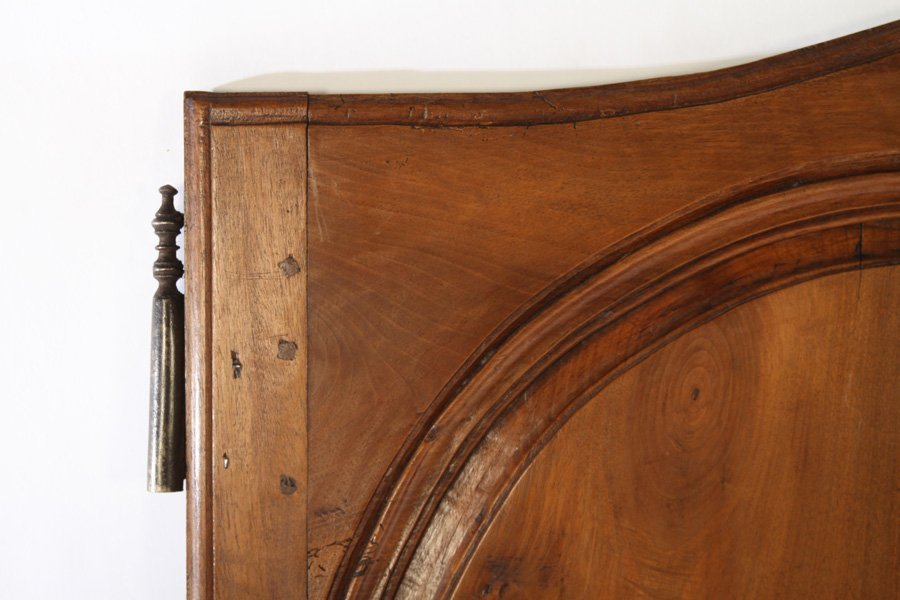 19TH CENT. FRENCH CARVED WALNUT DOORS - 2