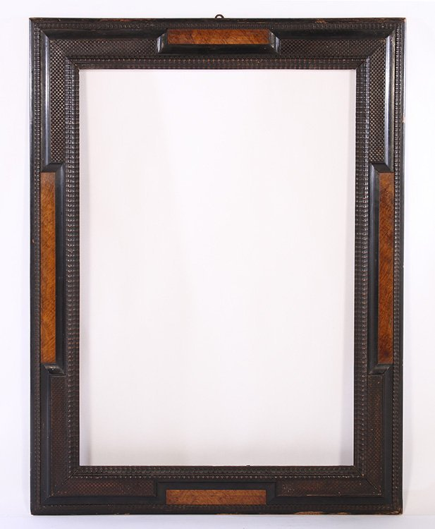 DUTCH STYLE CARVED WOODEN FRAME CIRCA 1940