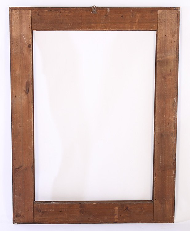 DUTCH STYLE CARVED WOODEN FRAME CIRCA 1940 - 4
