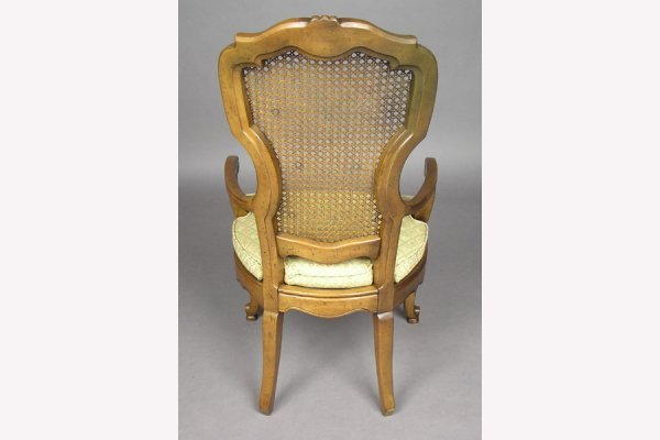 fruitwood cane back dining room chairs chair lot 50141002