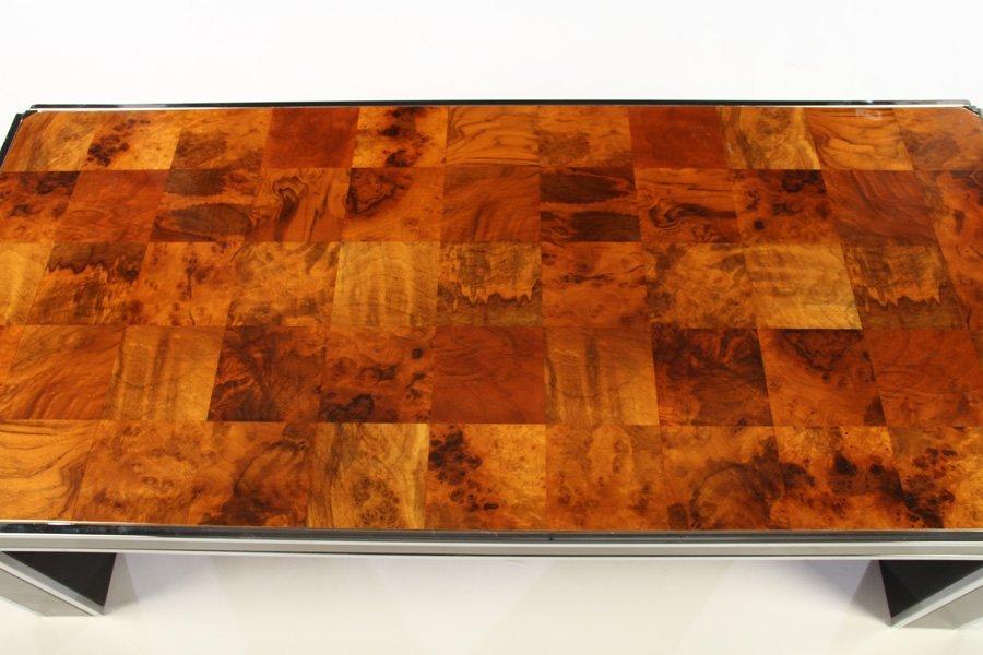 PIERRE CARDIN MID CENTURY COFFEE TABLE 1970 - 3