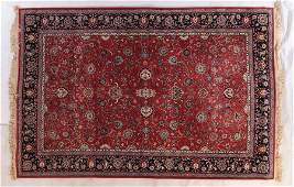 PERSIAN STYLE ORIENTAL RUG OVERALL PATTERN