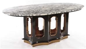 MID CENTURY MODERN DINING TABLE 1960