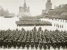 Military Parade November 7, 1941