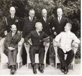 a paper on the 1945 potsdam conference 1945, and the sino-soviet agreements of august, 1945 robert harold  there  is no reference in the potsdam conference papers that presi- dent truman.