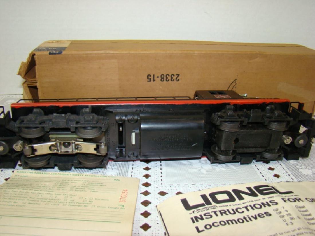 LIONEL TRAIN LOCOMOTIVE-THE MILWAUKEE ROAD - 6