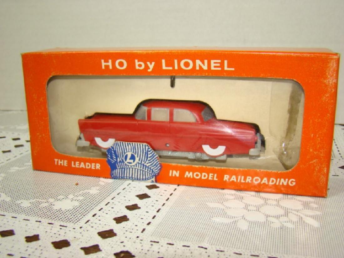 LIONEL HO EXECUTIVE INSPECTION CAR - NIB - 2