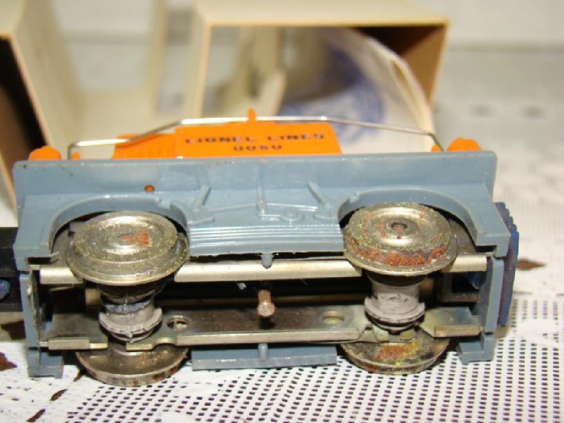 LIONEL HO SCALE ORANGE GANG CAR NIB - 6