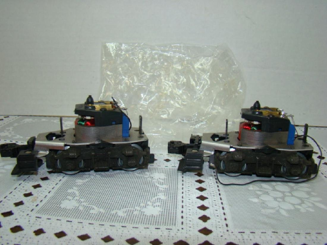 2 LIONEL 8250-125 MOTOR