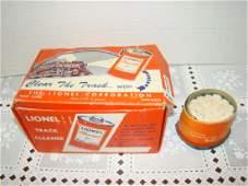 7 LIONEL TRACK CLEANER FLUID IN ORIGINAL 12 PACK B