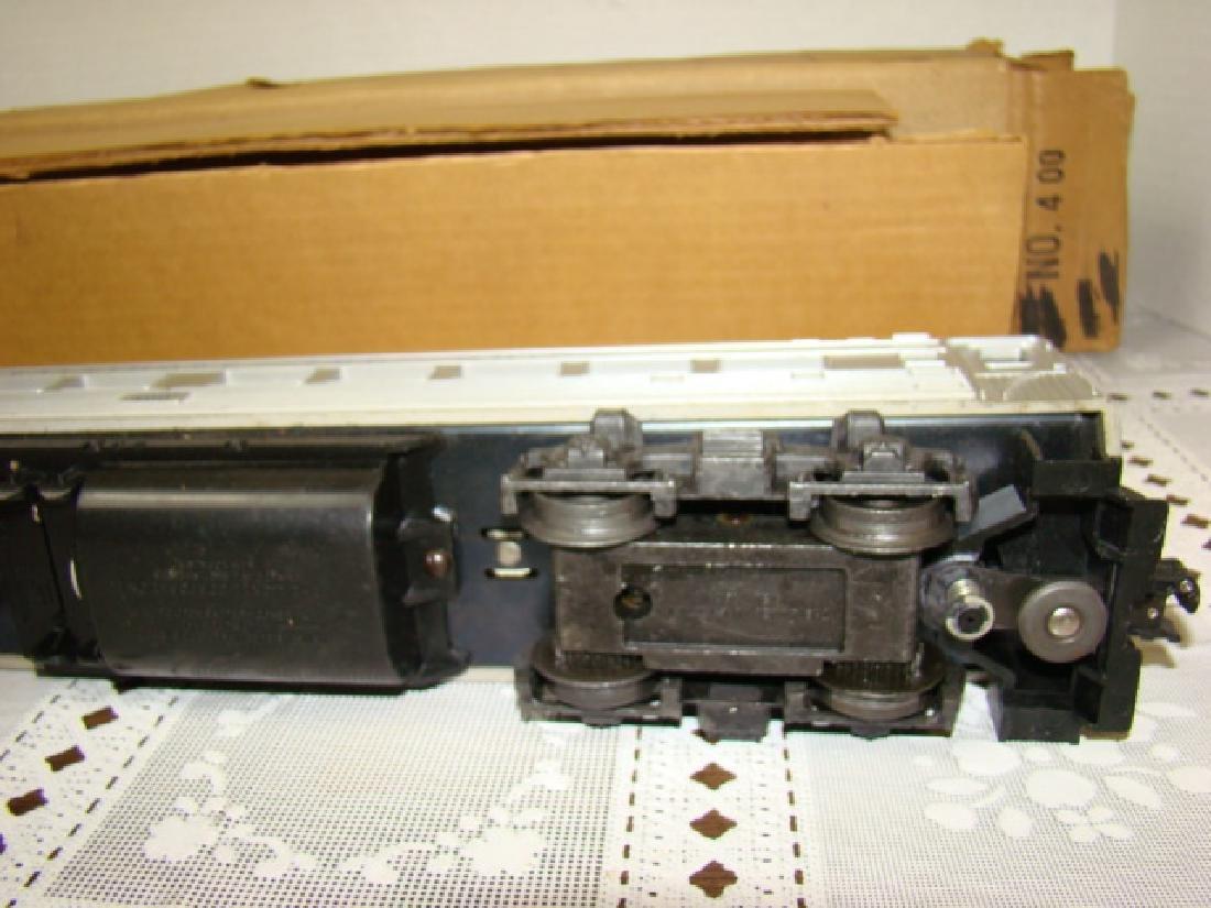 LIONEL TRAIN- BALTIMORE & OHIO PASSENGER TRAIN 400 - 4