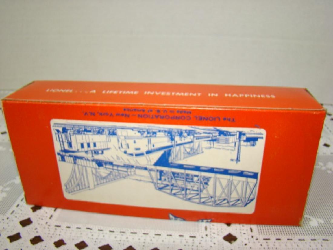 LIONEL HO STATE OF MAINE BOX CAR - IN ORIGINAL BOX - 4