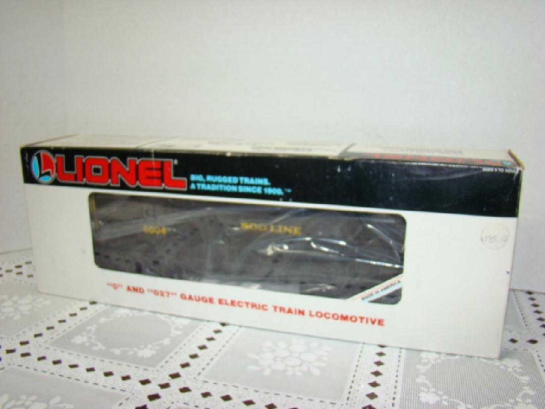 LIONEL 027 GAUGE LOCOMOTIVE SOO LINE RS-3 DIESEL 6