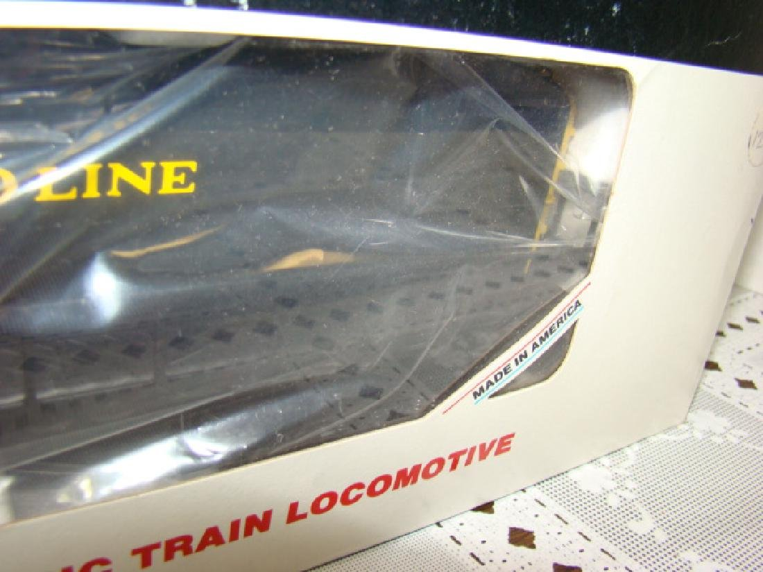 LIONEL 027 GAUGE LOCOMOTIVE SOO LINE RS-3 DIESEL 6 - 4