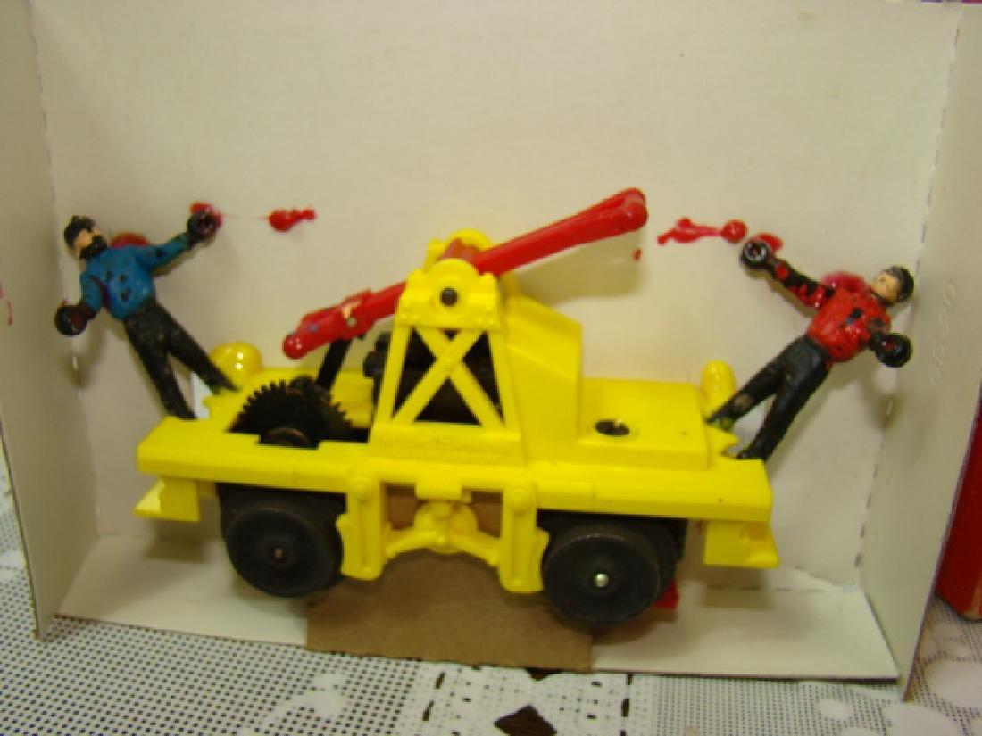 LIONEL O SCALE MOTORIZED HAND CAR - IN ORIGINAL BOX - 2