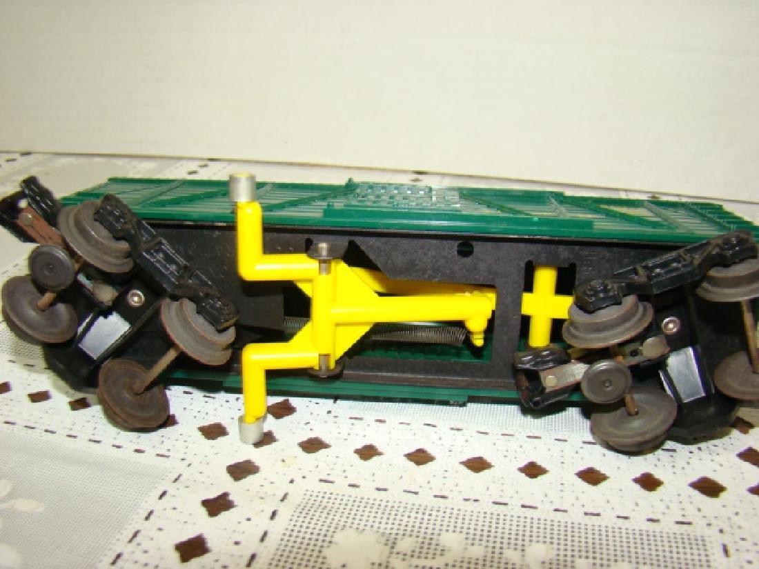 LIONEL LINES BRONX ZOO OPERATING GIRAFFE CAR - 4