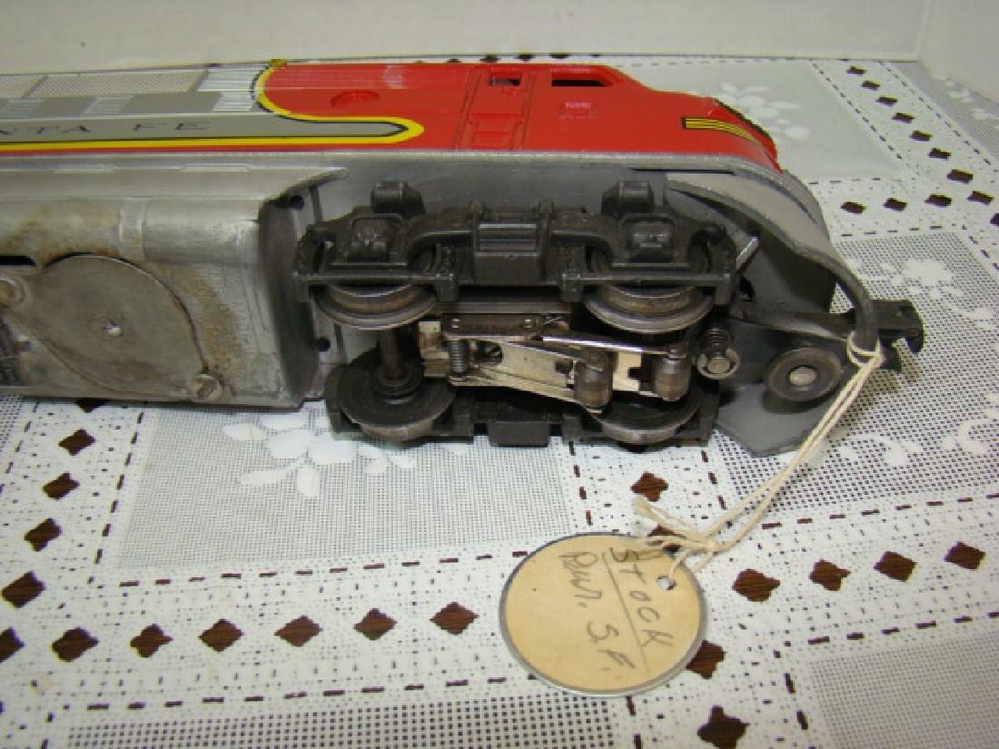 LIONEL SANTA FE ENGINE - NO. 2383 - 6