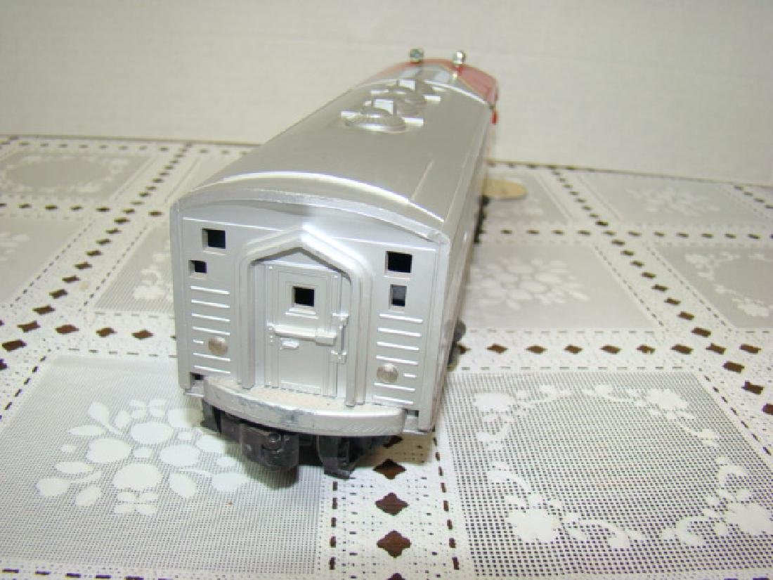 LIONEL SANTA FE ENGINE - NO. 2383 - 8