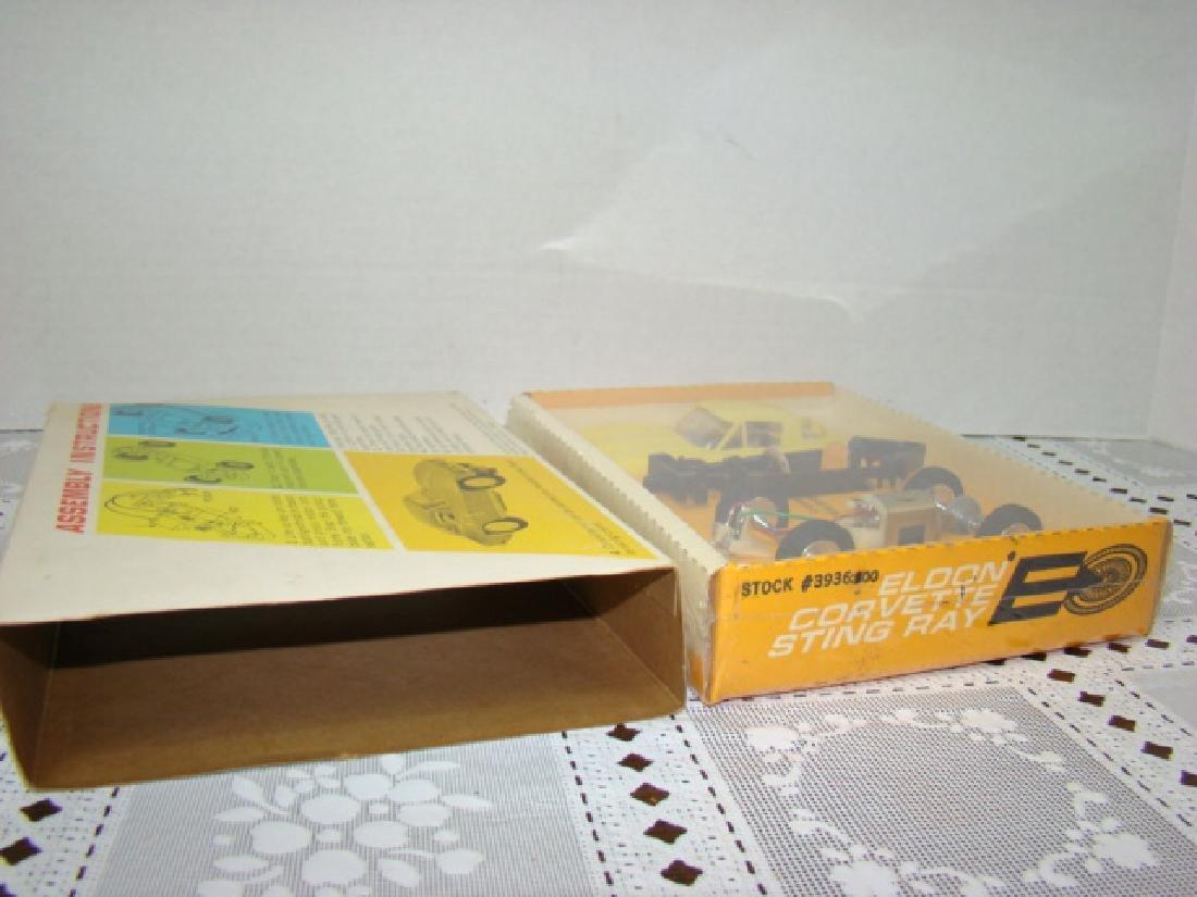 ELDON SLOT CAR - CORVETTE STING RAY - NIB - 5